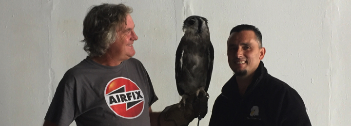 falconry uk james may
