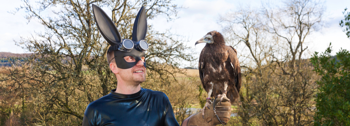 Falconry UK Vulture Experiences