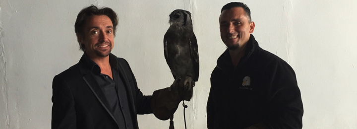 falconry uk richard hammond